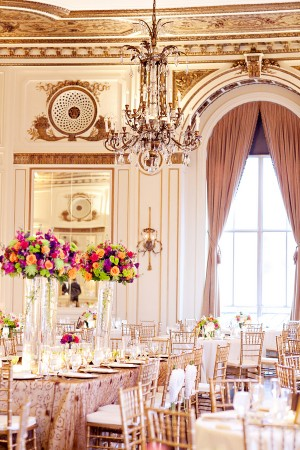 Vibrant Wedding Centerpieces
