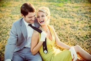 Vintage Engagement Session 12