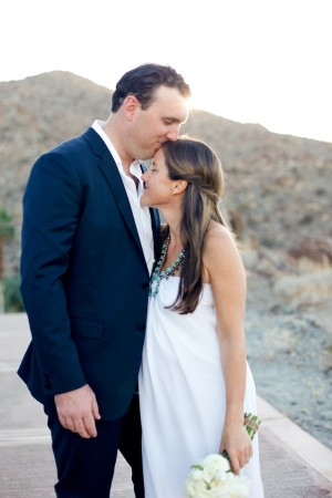 Intimate Palm Desert Wedding from Max and Poppy Photography