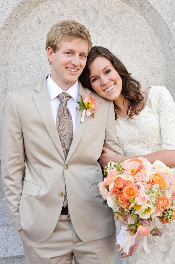 Whimsical Salt Lake City Wedding Rebekah Westover 9