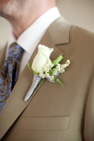 White-and-Grey-Boutonniere