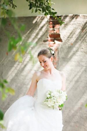 Adrienne Gunde Bridal Portrait