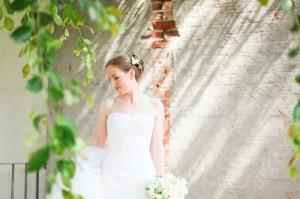 Bridal Portrait Adrienne Gunde Photography