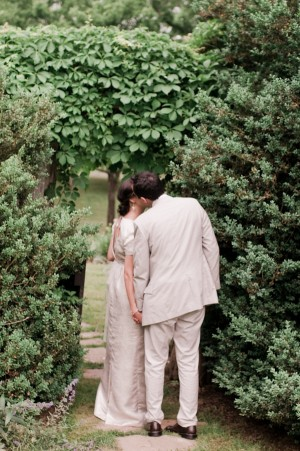 Chic Casual Garden Wedding by With Lov3 Photography 4