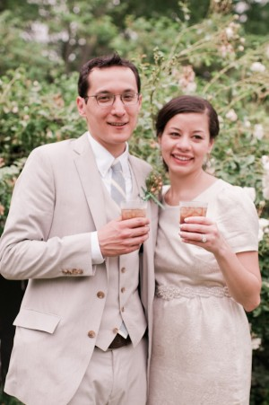 Chic Casual Garden Wedding by With Lov3 Photography 7