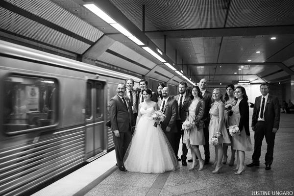 Chic and Elegant Greek Wedding by Justine Ungaro 8