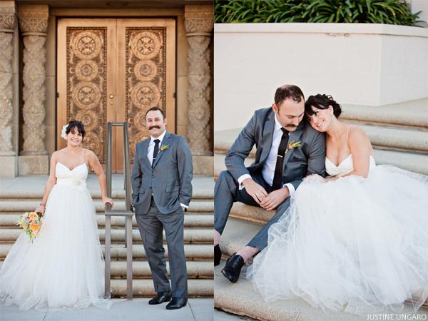 Chic and Elegant Greek Wedding by Justine Ungaro 9