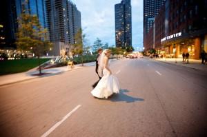 Chicago River East Arts Center Wedding