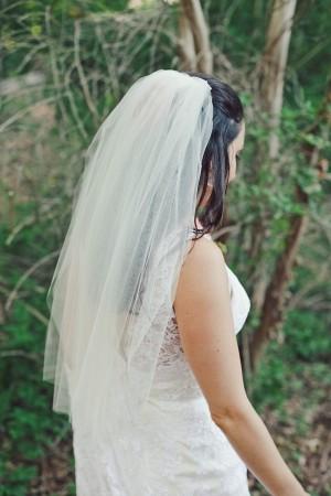 Classc Bridal Veil