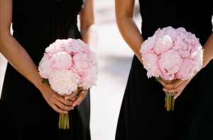 Classic Pink Peony Bouquets