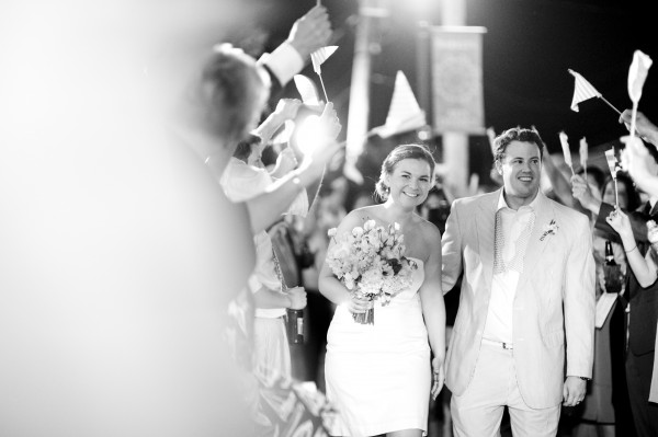 Coastal and Casual Southern Wedding by Millie Holloman Photography 1