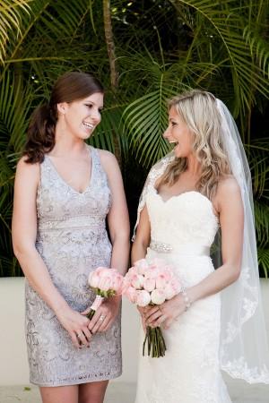Cocktail Bridesmaids Dress