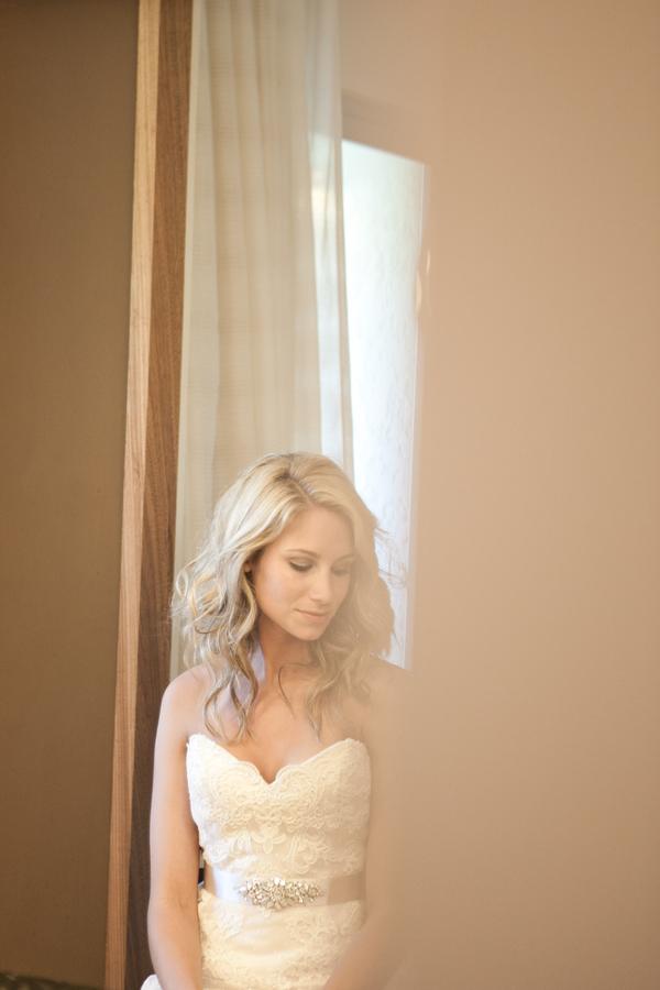 Elegant Bridal Portrait Moss and Isaac Photography