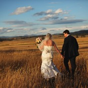 Elegant Ranch Wedding by Michele M Waite