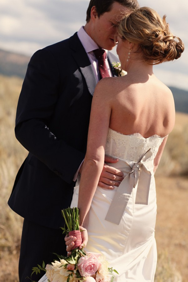 Elegant Ranch Wedding by Michele M Waite 5