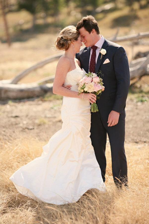 Elegant Ranch Wedding by Michele M Waite