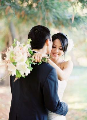 Elegant Rustic California Wedding by Jose Villa 1