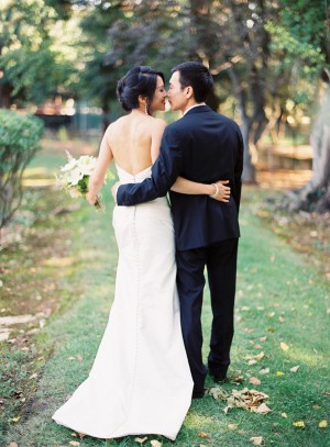Elegant Rustic California Wedding by Jose Villa 2