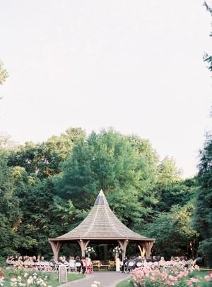 Garden Wedding Clary Photo 1