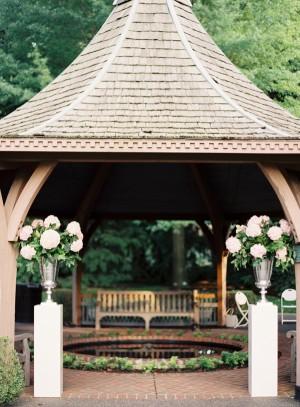 Gazebo Wedding Decor