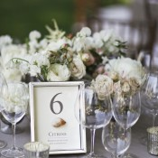 Gemstone Unique Table Numbers
