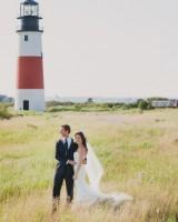 Lighthouse Wedding Photos