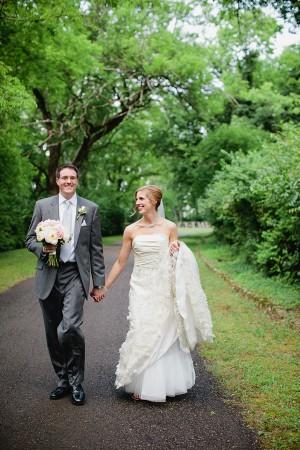 Nashville Garden Party Wedding by Kristyn Hogan 3