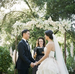 Natural Ethereal Napa Wedding by Gia Canali 6