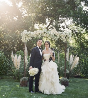 Natural Ethereal Napa Wedding by Gia Canali 7