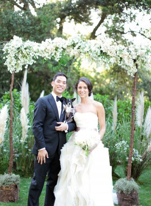 Natural Ethereal Napa Wedding by Gia Canali 8