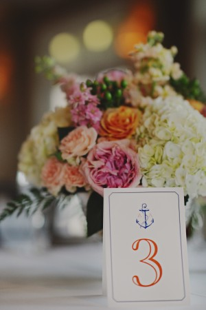 Nautical Table Numbers