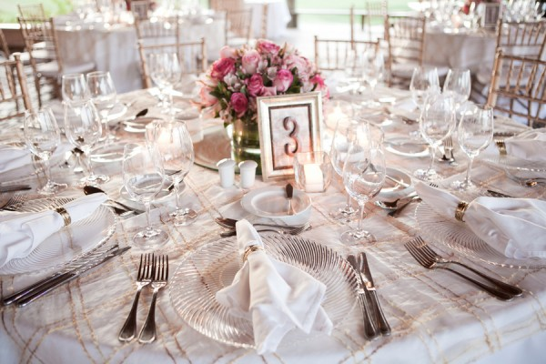 Old World Wedding Tablescape