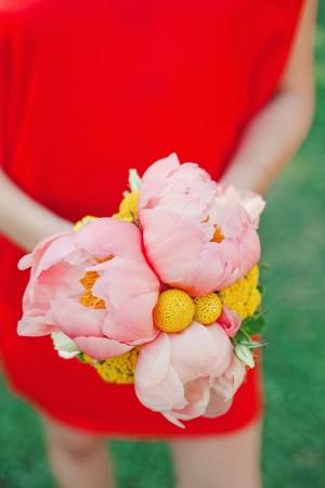Pink Peony Bouquet2