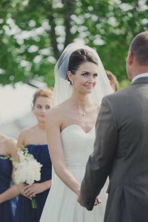 Preppy Nautical Waterfront Wedding by Amy Carroll 1