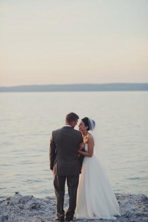 Preppy Nautical Waterfront Wedding by Amy Carroll 3