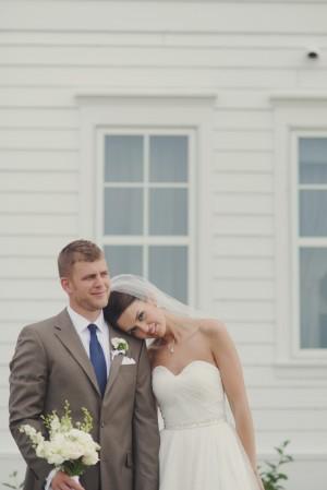 Preppy Nautical Waterfront Wedding by Amy Carroll 5