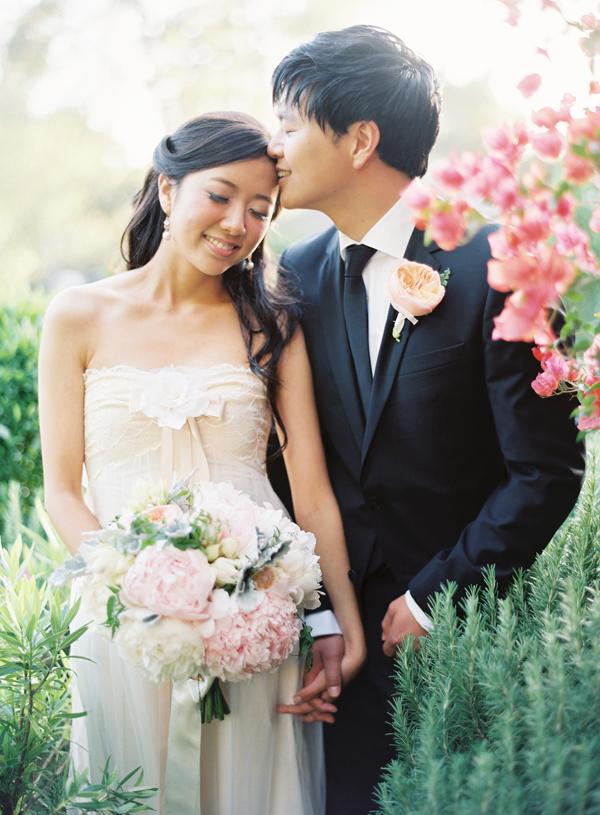 Romantic Claire Pettibone Wedding Dress