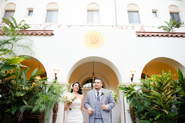 Romantic Old Hollywood Wedding by Candice Benjamin Photography 11