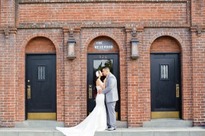 Romantic Old Hollywood Wedding by Candice Benjamin Photography 5