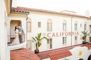 Romantic Old Hollywood Wedding by Candice Benjamin Photography 9