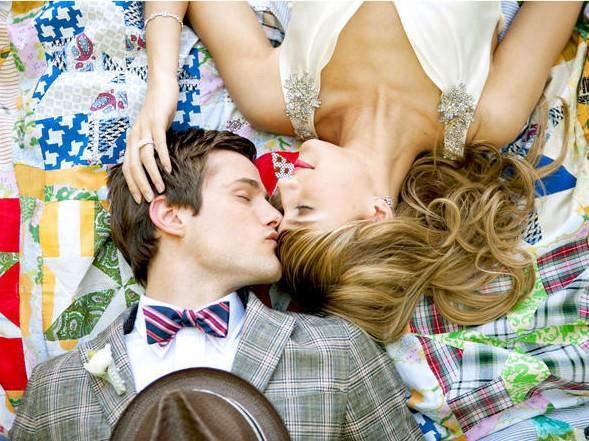 Romantic Summer Wedding e1341594494816