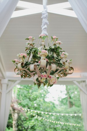 Romantic Wedding Chandelier