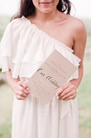 Script Wedding Program