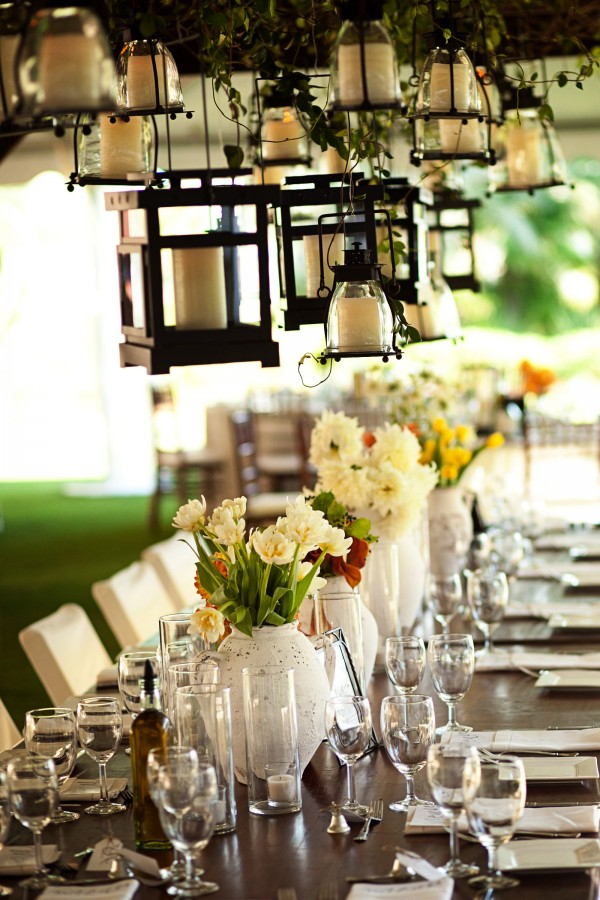 Tuscan Inspired Tabletop
