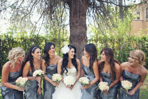 Blue Bridesmaids Dresses1