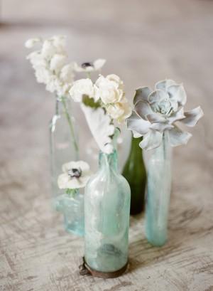 Bottle Wedding Decor Ideas