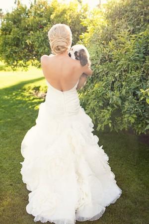 Bridal Portrait Ashley Rose Photography 1