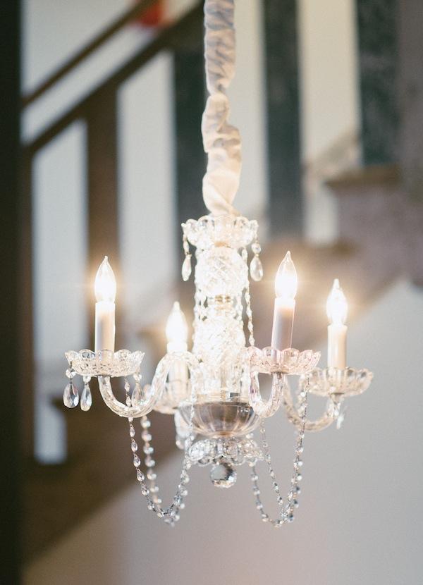 Chandelier Wedding Decoration