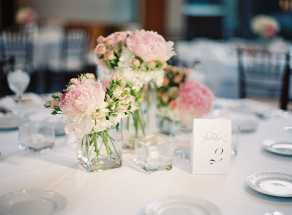 Classic White And Pink Wedding Clary Photo 4