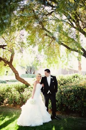 Couple Wedding Portrait Ashley Rose Photography 2